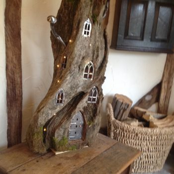 Fairy Castle in the Bothy