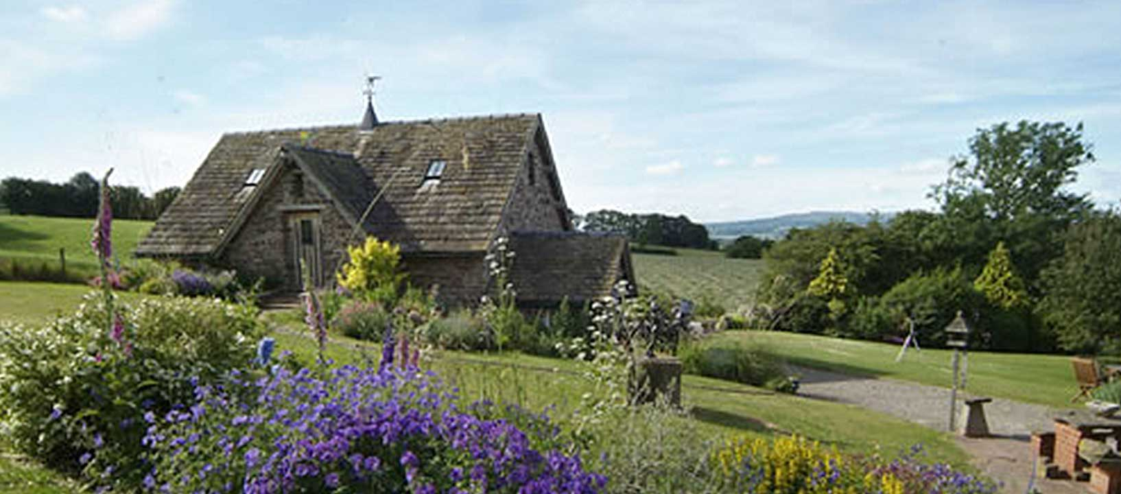Self Catering Accomodation in Worcestershire