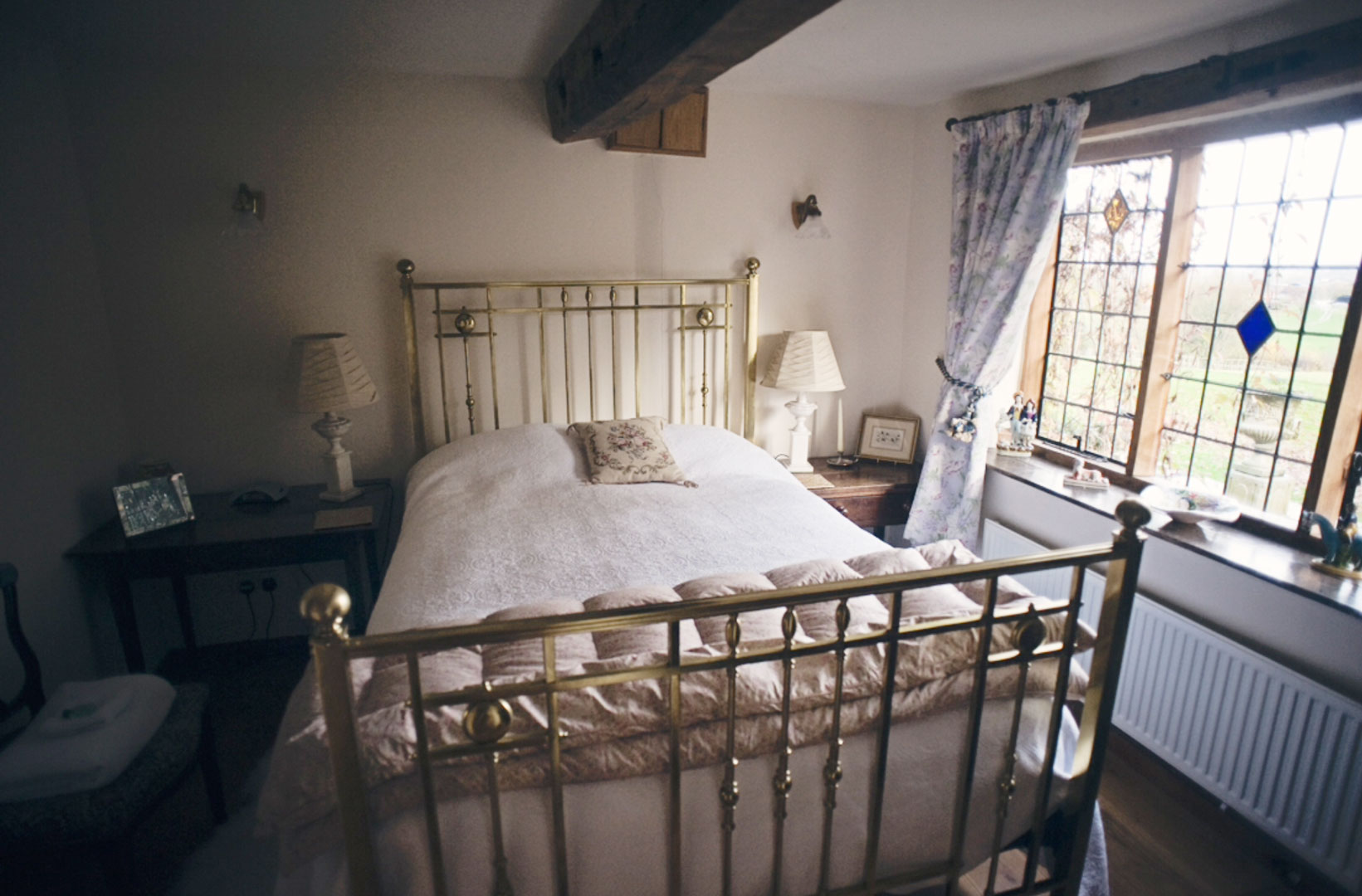 Long Cover Cottage - Holiday Cottage in Tenbury Wells