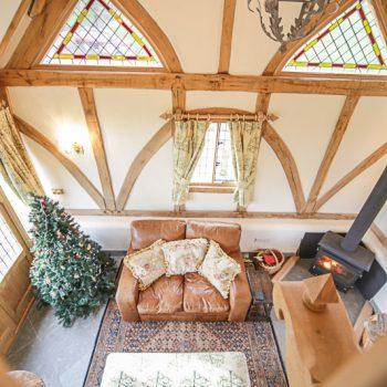 Ebony Cottage - Self Catering Cottage Tenbury Wells Worcestershire